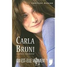 CARLA BRUNI ITINERAIRE SENTIME