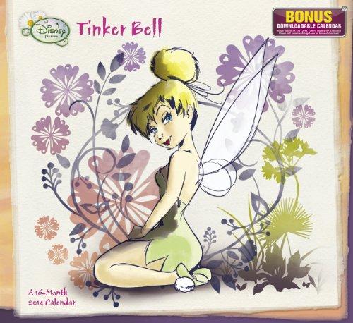 Tinker Bell 2014 Calendar - Tinker Kalender Bell