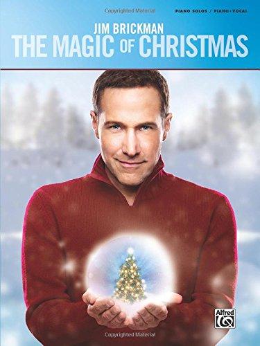 Jim Brickman: The Magic of Christmas  |  Piano/Vocal  |  Book