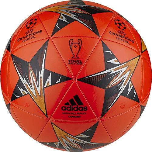 Adidas Herren Fußball Finale Kiew Cap, Rot (rojsol / schwarz / negbás / narbri), 5