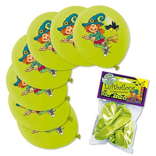 oween * von Lutz Mauder // 66017 MIRA MISTELZWEIG // Party Gruseln lustige Hexe Kinder Party Geister Kürbis Gespenster Ballon ()