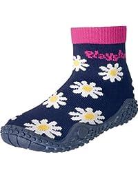Playshoes Aquasocke Margarite, Zapatos de Playa y Piscina Unisex Niños