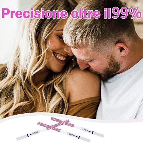 Zoom IMG-1 test ovulazione lovia 50 x