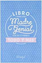 Mr. Wonderful WOA03248 - Libro Madre e Hija, color azul