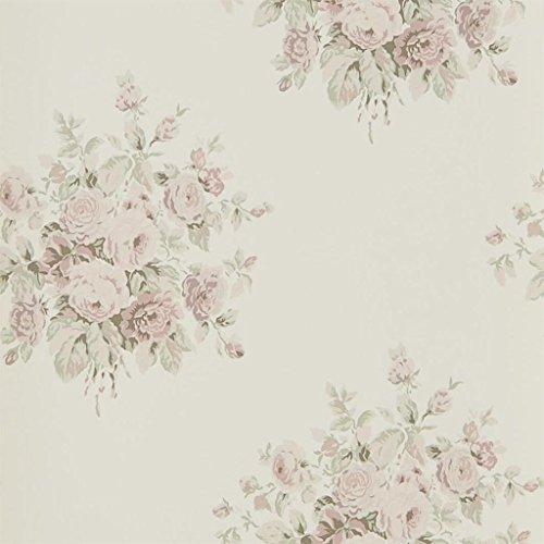 "Preisvergleich Produktbild Ralph Lauren PRL707 / 03 Tapete,  Blumenmuster,  Design""Guild Wainscott"""