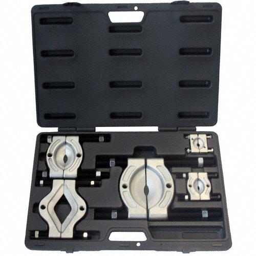 Preisvergleich Produktbild XXL Trennmesser- und Abziehersatz,(Trennvorrichtung) zum Trennen und Abziehen von bündig anliegenden Kugellagern, Rollenlagern, Rädern, Buchsen etc.