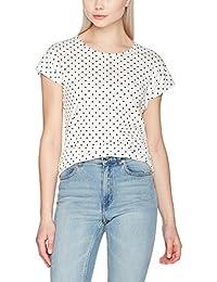 VERO MODA Damen T-Shirt Vmsally S/S Top Box D2-3