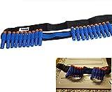 Yosoo 20 Stück Kinder Spielzeug Darts Bullet mit eine Einstellbare Schultergurt Bandolier Kit für NERF N-Strike Elite Blaster