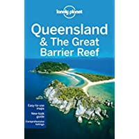 Lonely Planet Queensland & the Great Barrier (Snorkel Flessibile)