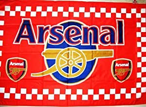 Collection officielle–Arsenal Football Club Drapeau