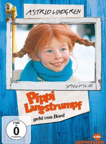Pippi Langstrumpf geht von Bord