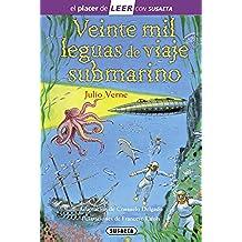 Veinte Mil Leguas De Viaje Submarino (Leer con Susaeta - nivel 4)