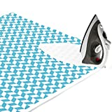 #10: Encasa Homes Padded Ironing Mat (Large) with Iron Rest-Checks