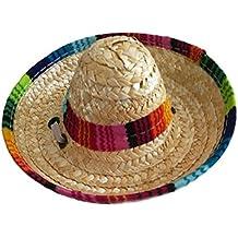 a74612ca96326 UEETEK Sombrero de Sombrero de Perro Disfraz de Perro Divertido Ropa de  Chihuahua Decoraciones de Fiestas