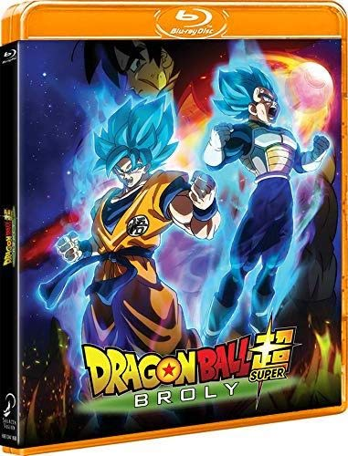 Dragon Ball Super Broly [Blu-ray]