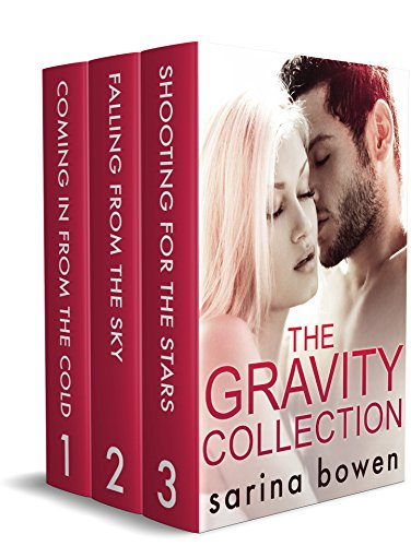The Gravity Collection Box Set: Three Complete Novels (English Edition) (Box Gravity)