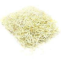 rosenice 100G Crinkle Cut papel Shred relleno para cestas de regalo relleno (leche blanco)