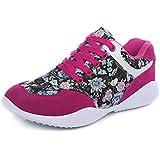 Flor de deportiva y zapatos del ocio/Zapatos de corte bajo/Flores estudiante de literatura y el arte de la lona