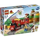 LEGO - 5659 - Jeux de construction - LEGO DUPLO toy story - La poursuite en train