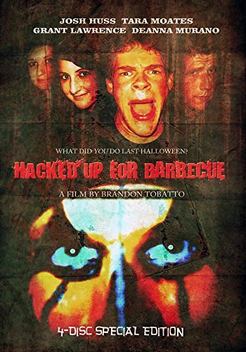 Hacked Up For Barbecue 4-Disc Collector's Edition by Josh Huss