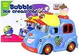 Auto Bubble mit Seifenblasen