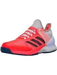best service 62709 7791c adidas , Herren Tennisschuhe Rot Flash RedTech SteelWhite