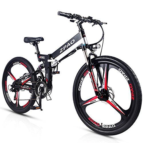513lxk%2BSwDL. SS500  - GTYW 26 Inch Electric Folding Bicycle Mountain Bike Adult Bike Electric Lithium Adult Folding Electric Mini Motorcycle 90km Battery Life