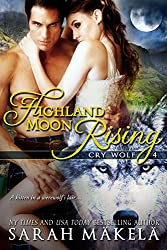 Highland Moon Rising: A New Adult Paranormal Romance (Cry Wolf Book 4) (English Edition)