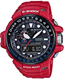 Montre pour Homme CASIO G-SHOCK Montre gulfmaster gwn1000rd-4a