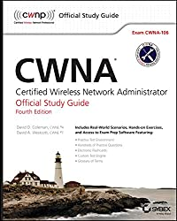 Certified Wireless Network Administrator: Exam CWNA-106