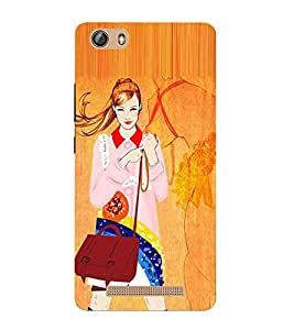 For Gionee Marathon M5 lite girly Printed Cell Phone Cases, horse Mobile Phone Cases ( Cell Phone Accessories ), medal Designer Art Pouch Pouches Covers, ponytail Customized Cases & Covers, redlips Smart Phone Covers , Phone Back Case Covers By Cover Dunia
