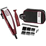 BRAND NEW LISS 7448GU MEN MAIN OPERATED HAIR CLIPPER TRIMMER GROOMING KIT GIFT SET