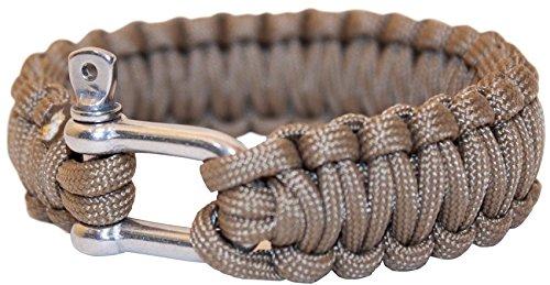 bushcraft-bcb-pulsera-cierre-metalico-diseno-de-cuerdas-color-marron