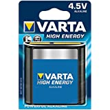 Salines Varta High Energy 4,5 V, Type 3LR12