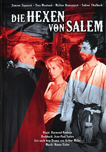 Bild von Die Hexen von Salem - Mediabook [2 DVDs]