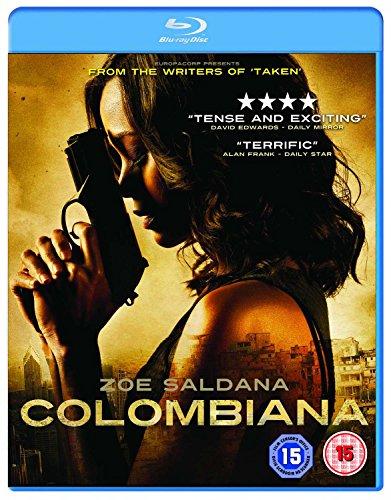 [UK-Import]Colombiana Blu-Ray