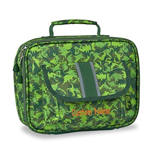 personalized-bixbee-dino-camo-kids-insulated-lunchbox-green-custom-name-by-dibsies-personalization-s