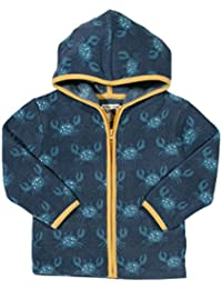 Crab zip fleece by Kite