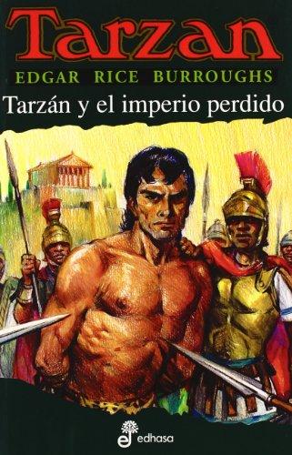 Descargar Libro Libro Tarzán y el imperio perdido XII de Edgar Rice Burroughs