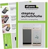 dipos I 6X Schutzfolie matt passend für Hisense A2 Folie Bildschirmschutzfolie (3X Vorder- und 3X Rückseite)