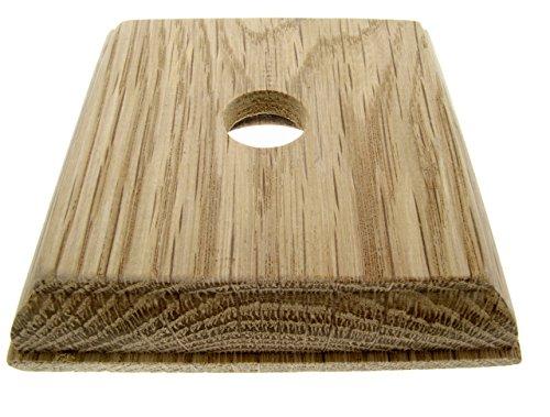 De calidad de madera de roble por Suzie tremel perfil interruptor soporte...