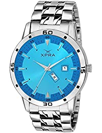 Xpra Analog Day and Date Display Wrist Watch for Men/Boys (XP-DD-36)