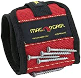 Braccialetto magnetico MagnoGrip, Red, full size