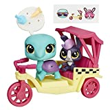 Best Hasbro Friends Turtles - Littlest Pet Shop City Rides Turtle and Bunny Review