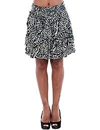 Vero Moda Skirt Women Black 10190128 VMHOLLY Smock Layer Short Skirt NFS Black/Holly