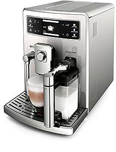 Saeco - HD8954/01 - Machine à café automatique, 1500 watts, Argent