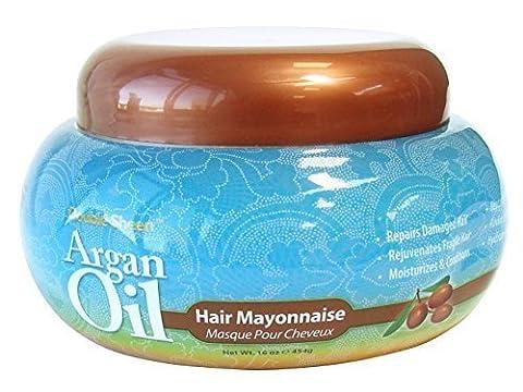 Double Sheen Argan Oil Hair Mayonnaise 454g