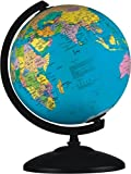 Globus 8 World Globe With Metal Base