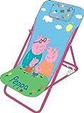 Peppa Pig 707821 Chilienne Enfants, Métal, Bleu, 61x43x66 cm