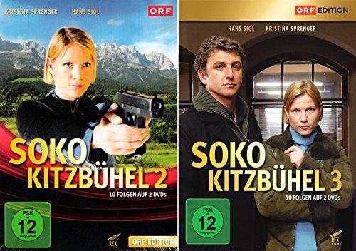 Box 2+3 (4 DVDs)